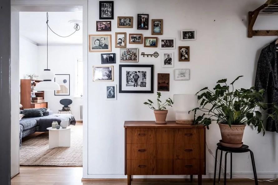 charming home sweden hallway