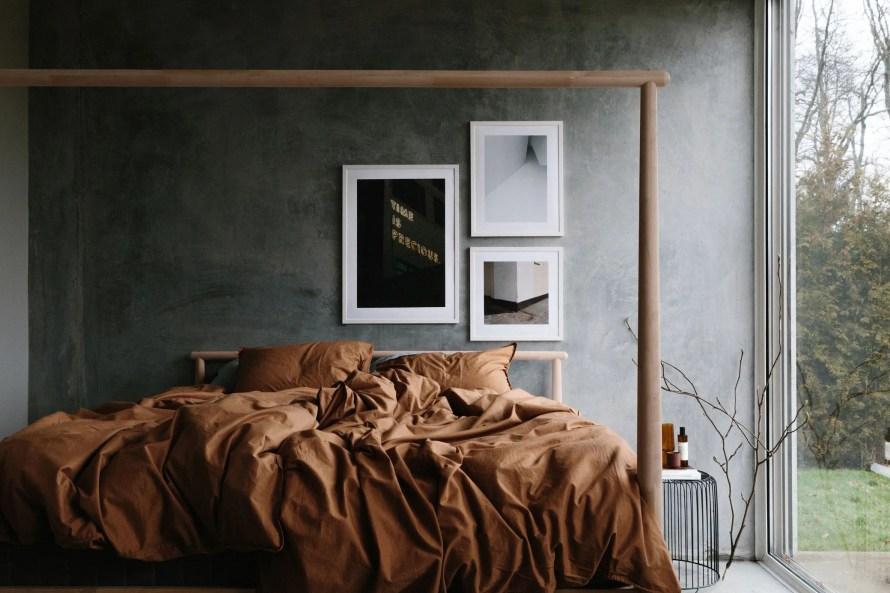 Kolla that scandinavian feeling bedroom