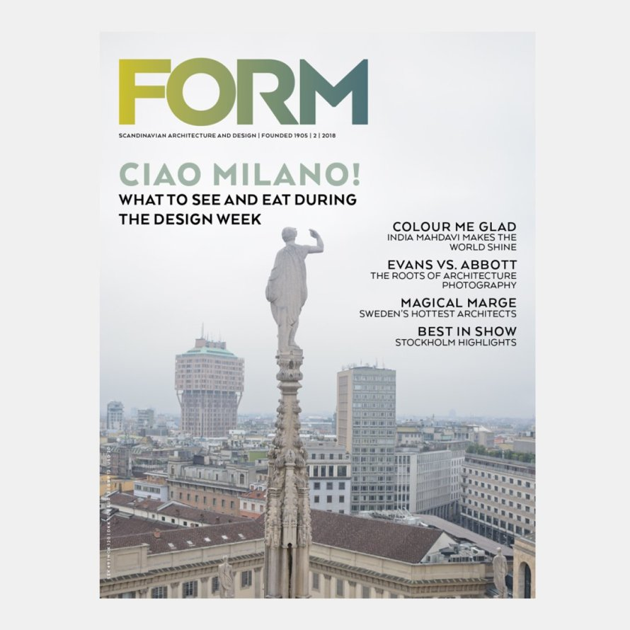 form scandinavian design magazine