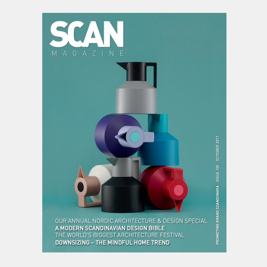 scan scandinavian design magazine