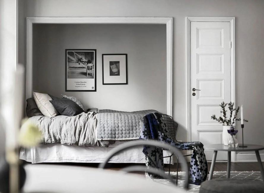 bedroom cozy hygge area small
