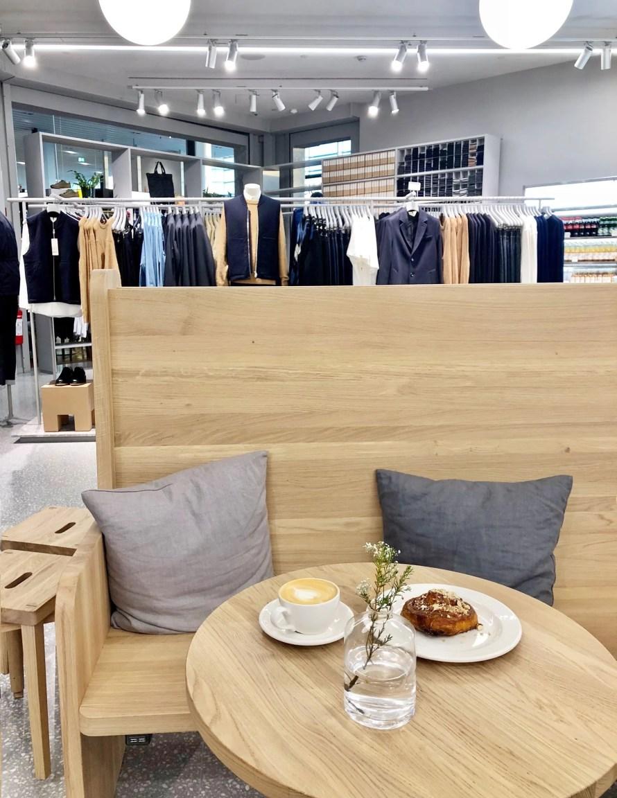 arket copenhagen airport cafe cozy