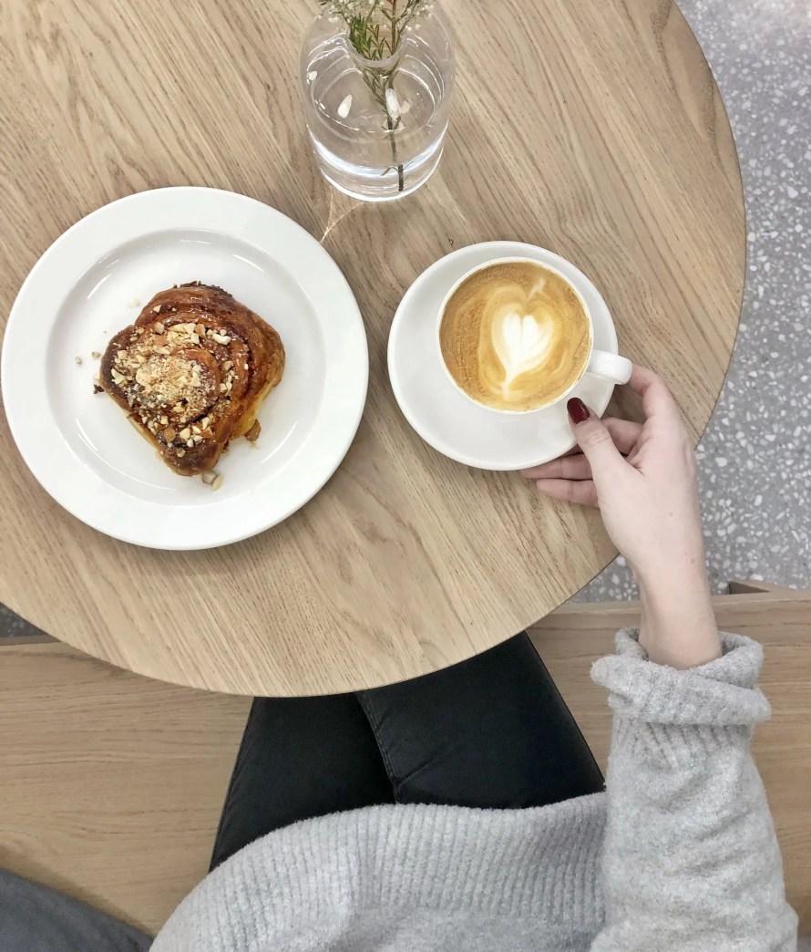 arket copenhagen airport cafe hygge table