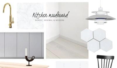 scandinavianfeeling new kitchen preview