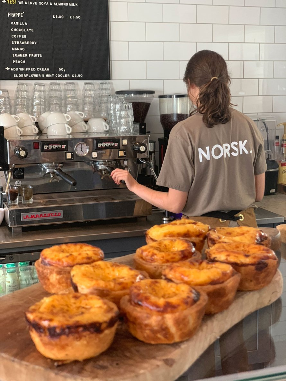 norsk uk cafe coffee scandinavian