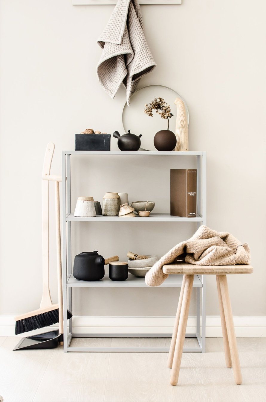 scandihome interior scandinavian feeling home shelf