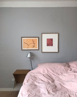 scandinavian feeling hygge bedroom