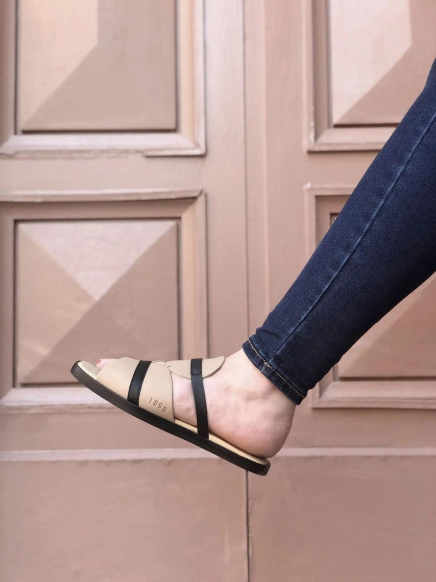 summer style scandinavian feeling sandals gram