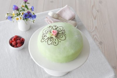 nordic kitchen stories prinsesse torta
