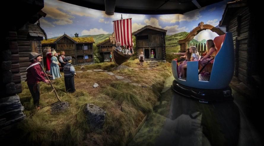 hunderfossen nordic travel kids
