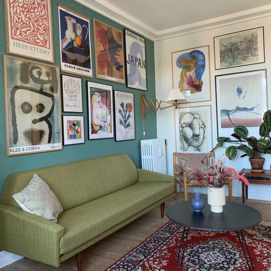 Kodeordeter 4 livingroom sofa hygge