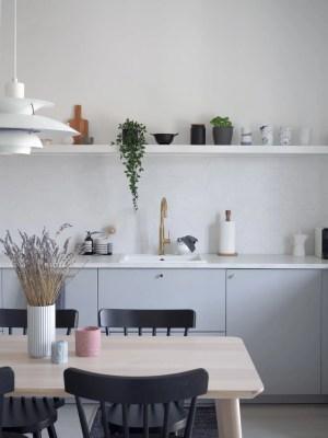 That Scandinavian Feeling Home Tour kitchen