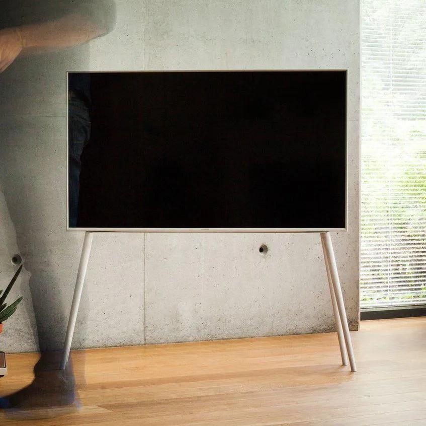 Scandi Crush Minimalist Tv Stand