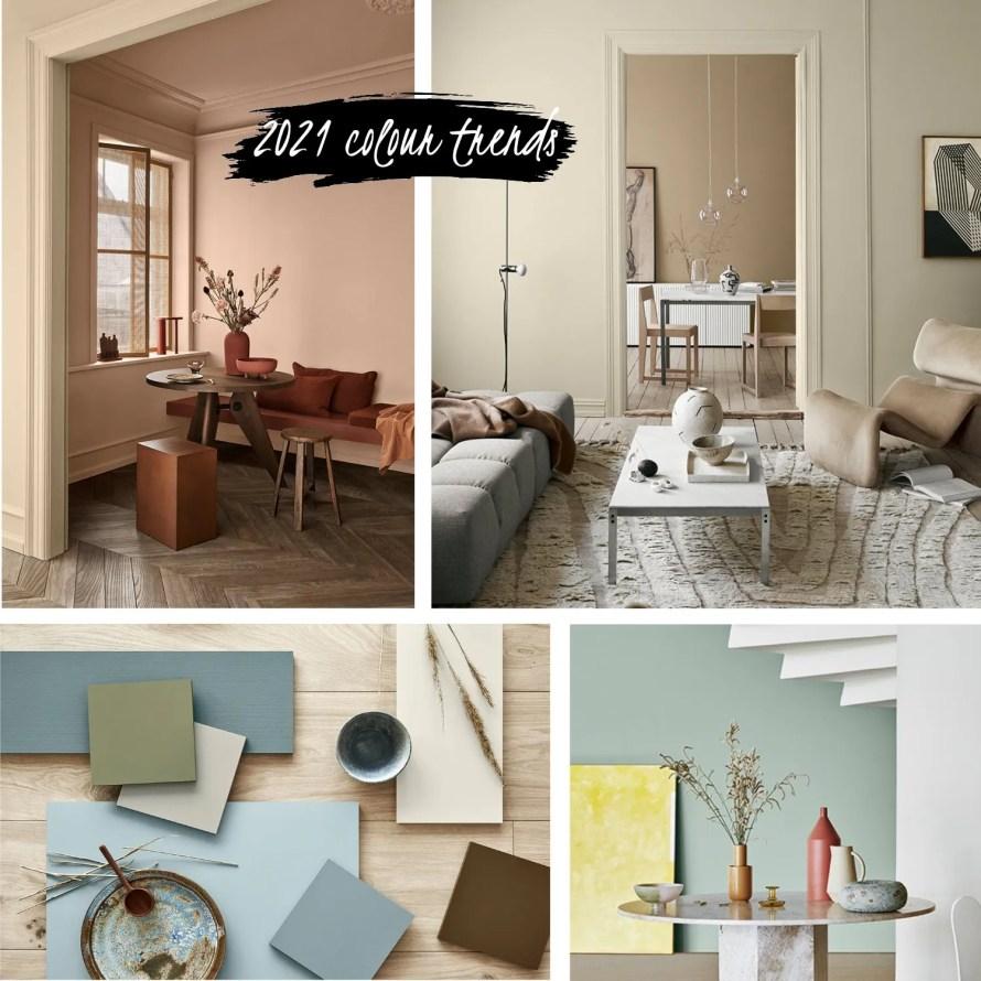 scandinavian colour trend 2021 interior