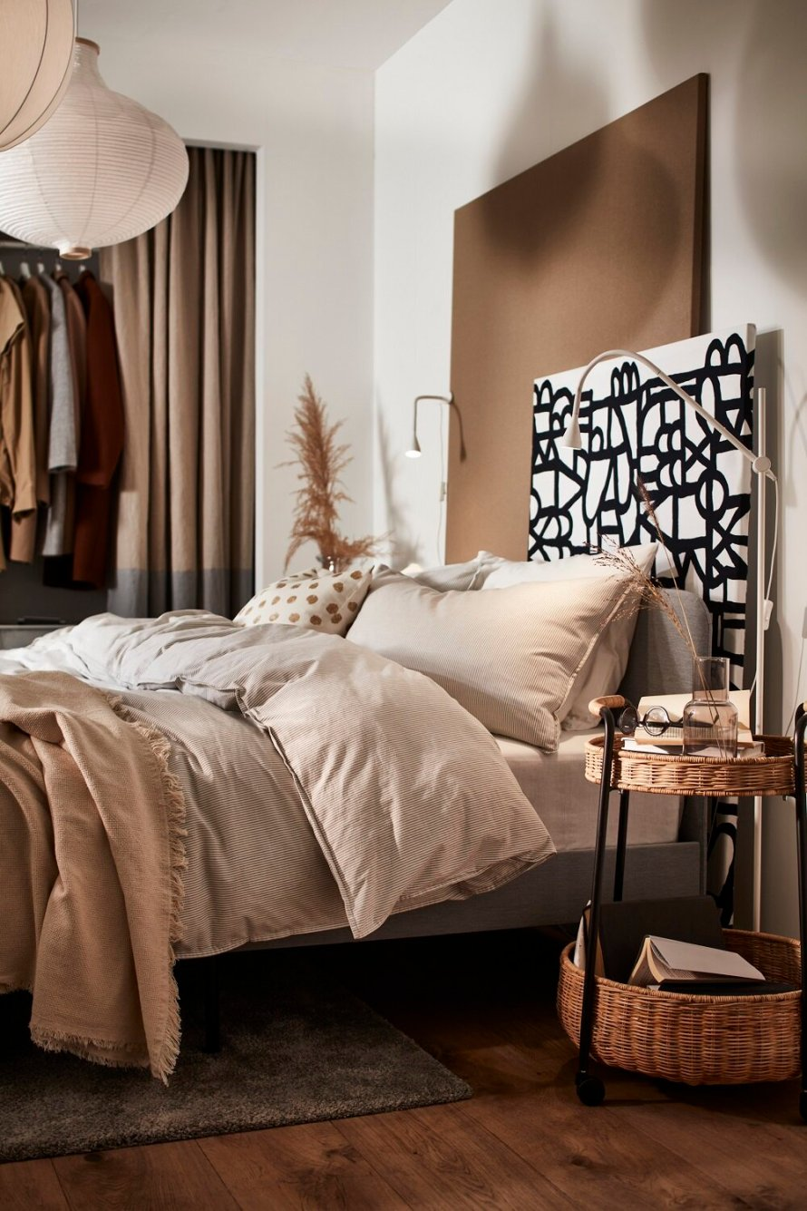 scandinavian-interior-decor-tips-ikea-bedroom-cart-canvas