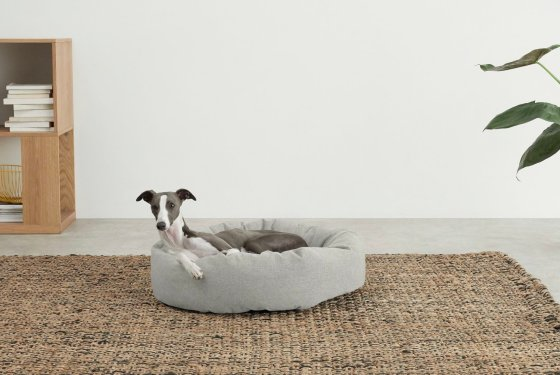 that scandinavian feeling pet furniture nordic bed soft round 1