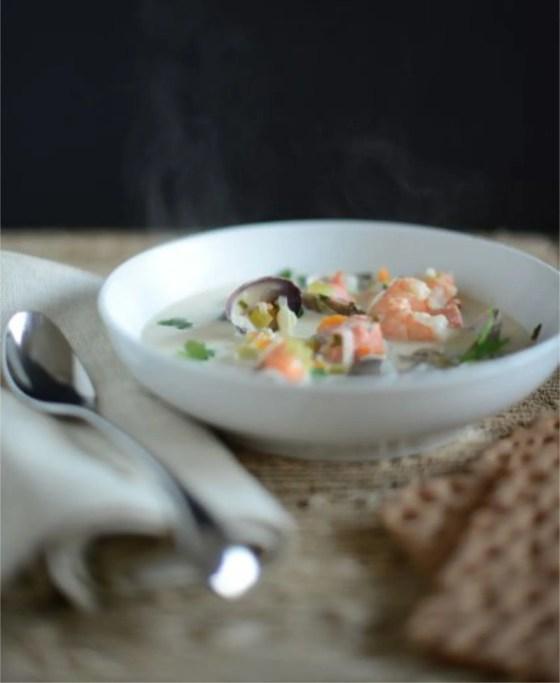 best scandinavian food fishsoup norwegian recipe