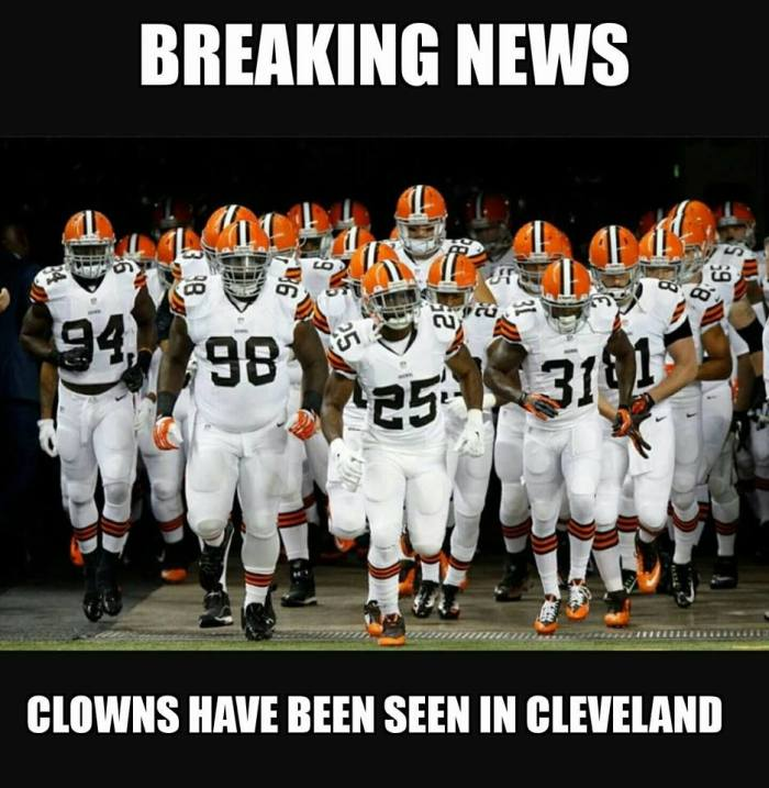 Clown Sightings