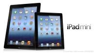 Apple iPad 3 iPad Mini Front