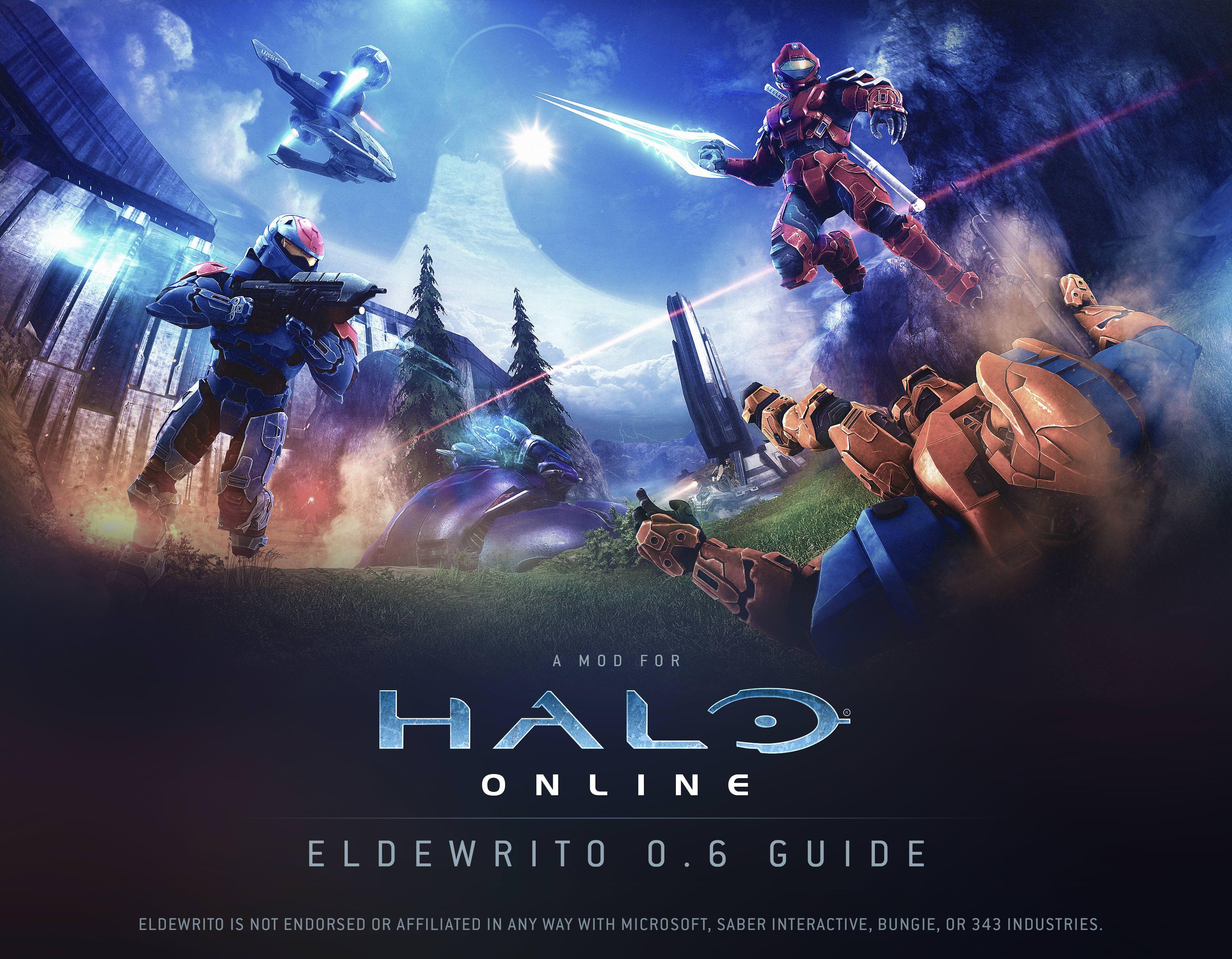 Microsoft Shuts Down Halo Online Fan Mod Eldewrito Thats It Guys
