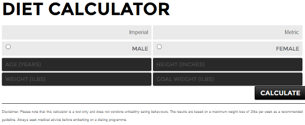 Best WordPress Plugin To Add Diet And Calorie Calculator