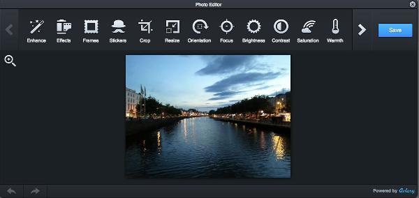 Best WordPress Plugin For Integrating Aviary Photo Editor