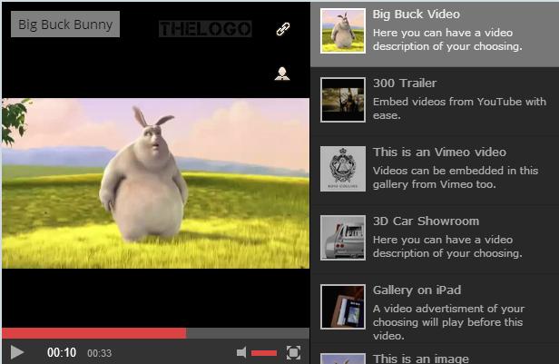 Best WordPress Plugin To Add Responsive, HTML5 Video Gallery