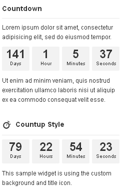 Best WordPress Plugin To Add Counter, Countdown Timer
