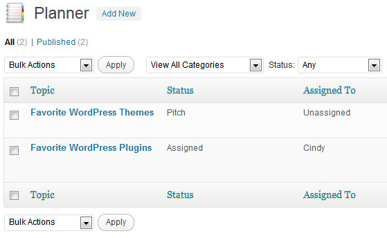 Assign A WordPress Post To An Author In A Multi Author Blog