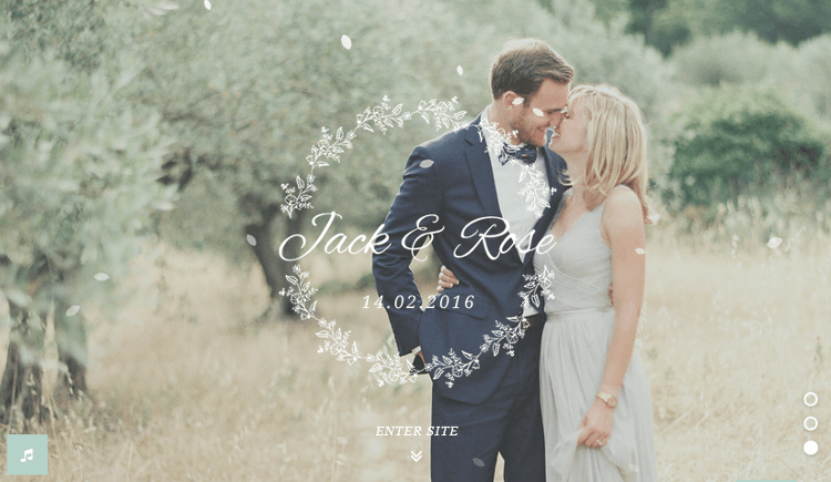 Jack & Rose WordPress Theme