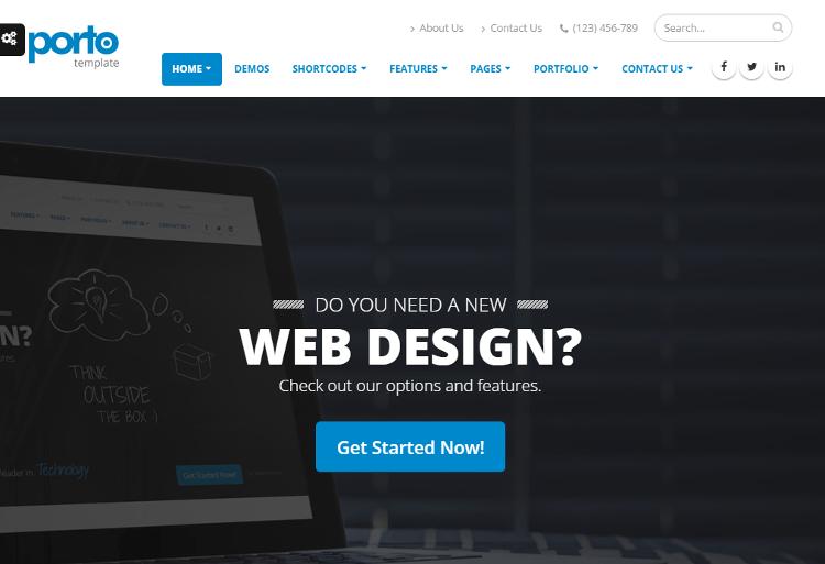 Porto HTML5 Template