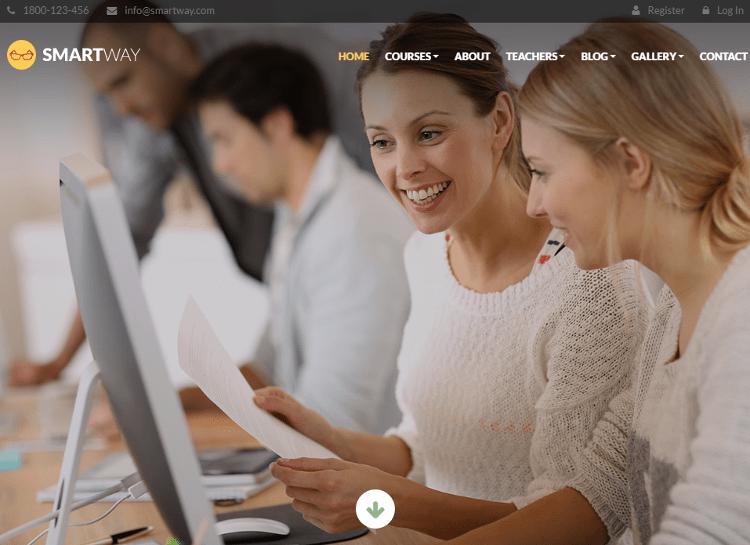 Smartway HTML5 Template