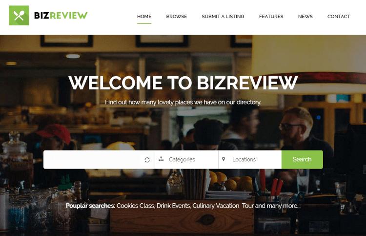 BizSearch Drupal Theme