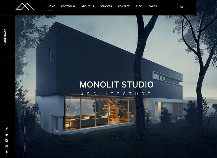 Monolit HTML5 Template