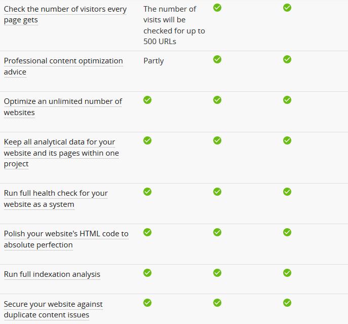 Website Auditor SEO Website Checker Tool