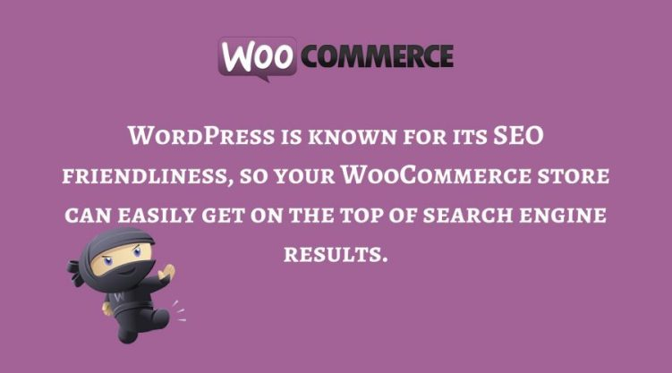 WooCommerce Store is SEO friendly