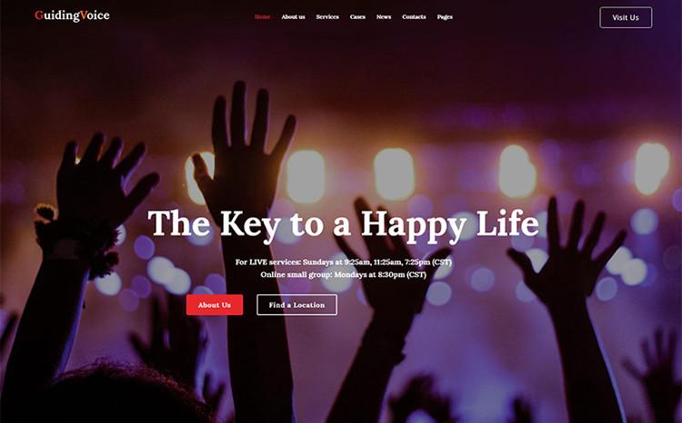 Life Coaching Online WP Theme