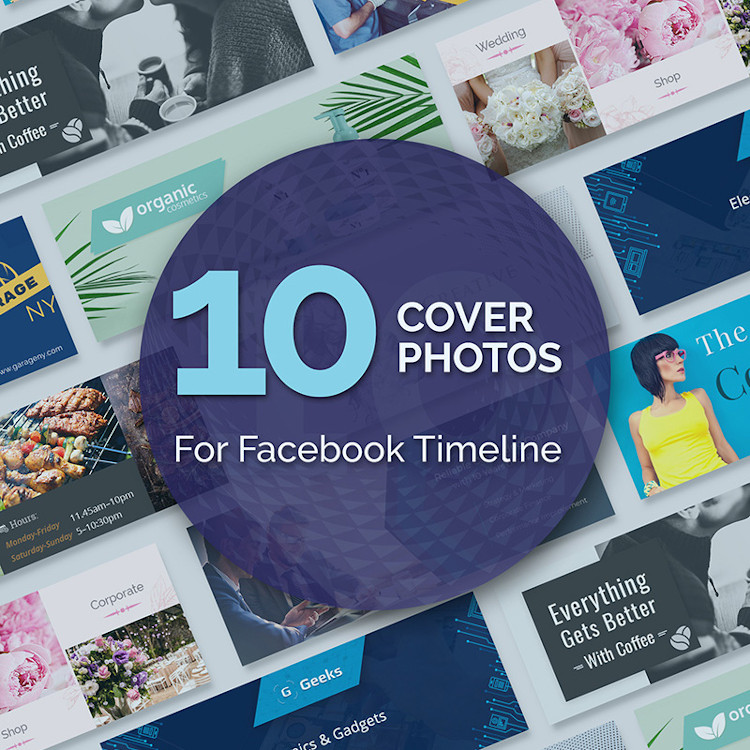 10 cover photos for your Facebook timeline