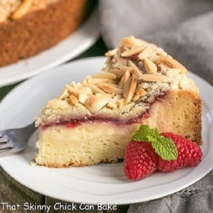 Raspberry Cream Cheese Coffeecake featured image