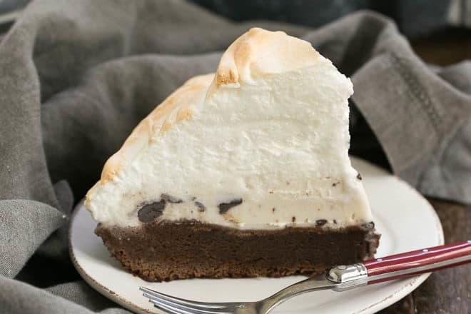 Brownie Baked Alaska featured image