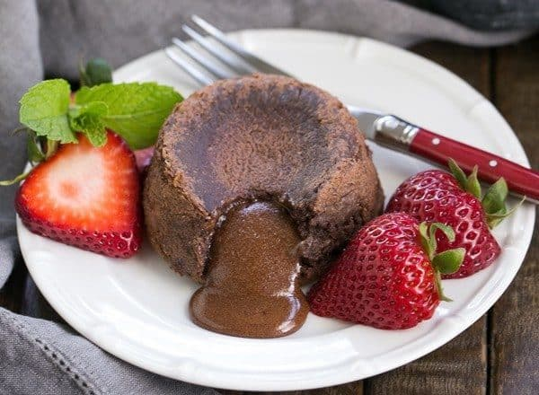 """Classic Lava Cakes Recipe 