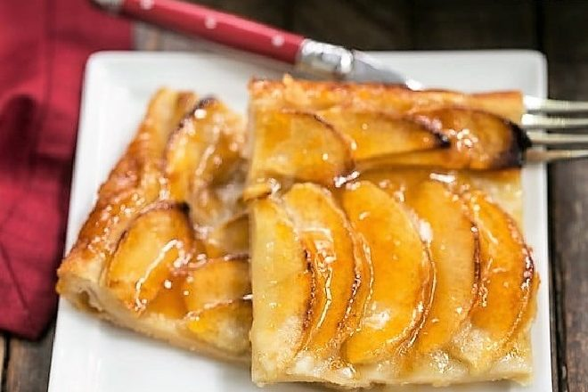 French Apple Tart featured image