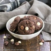 Quadruple Chocolate Cookies featured image