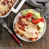 3 cheese manicotti featured image