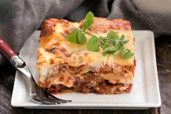 Sausage Ricotta Lasagna featured image