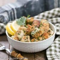 Chicken with Garlic and Parsley featured image