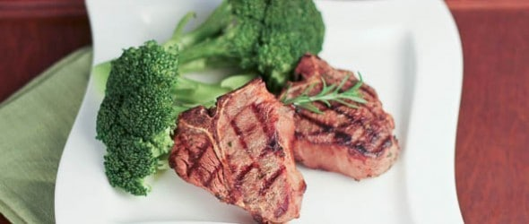 Marinated Lamb Chops   the perfect marinade recipe for your grilled lamb chops