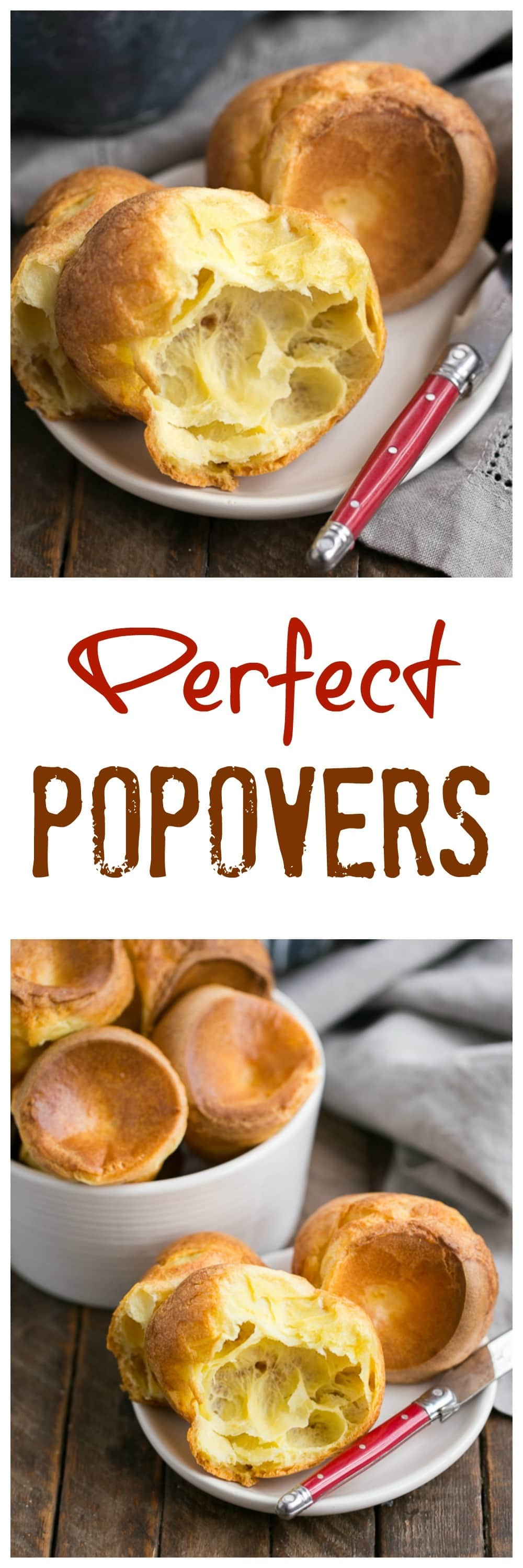 Perfect Popovers from Dorie Greenspan