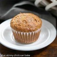 Buttermilk Bran muffins featured image