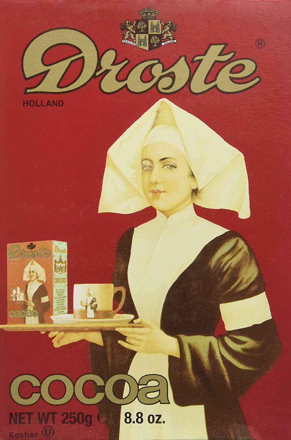 Droste Dutch Process Cocoa Powder